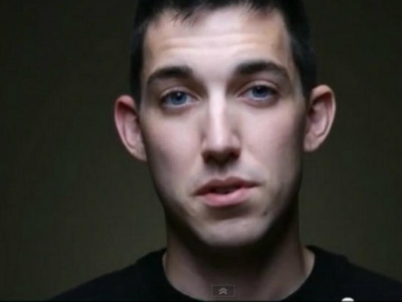 Jovem confessa que matou ao volante (Reprodução Youtube)