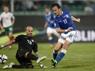 Qualificação Mundial 2014: Itália vs Bulgária (REUTERS)