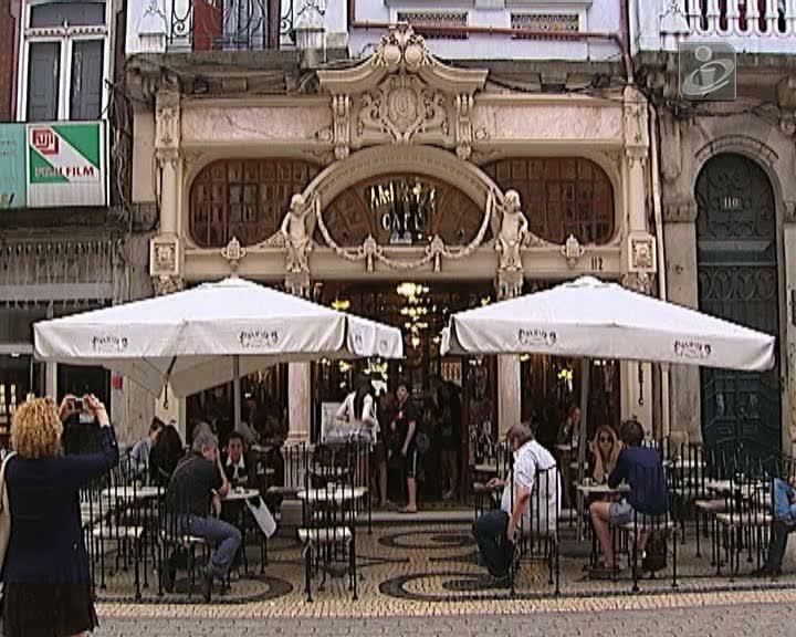 Majestic é referência do Porto