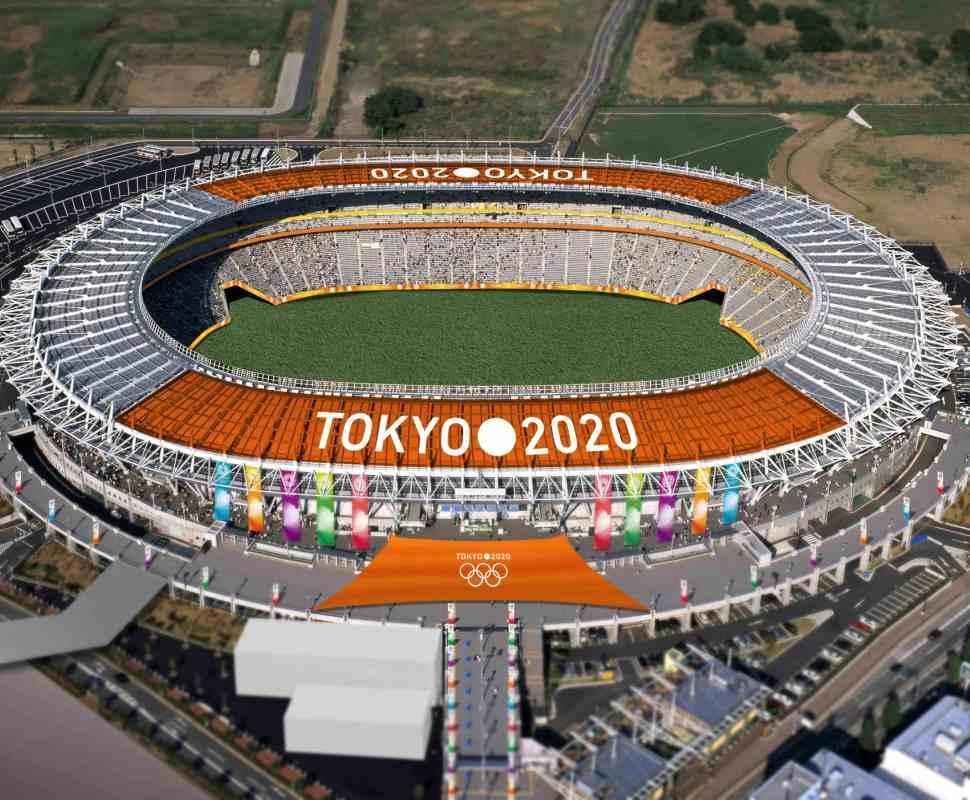 Tóquio vai acolher os Jogos Olímpicos 2020 Foto: Reuters