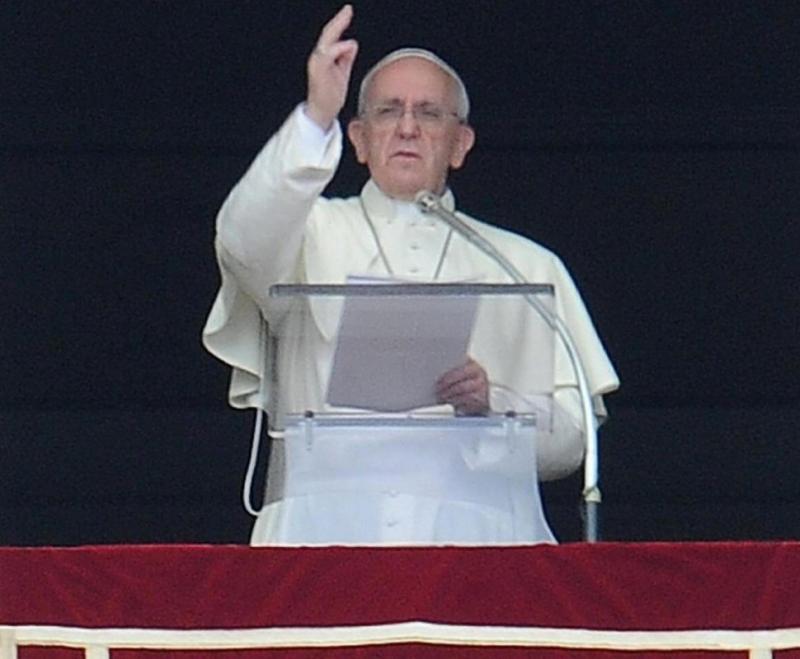 Papa junta 70 mil em vigília pela paz na Síria