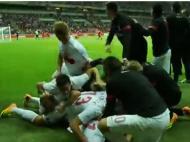 A maior desilusão do futebol polaco