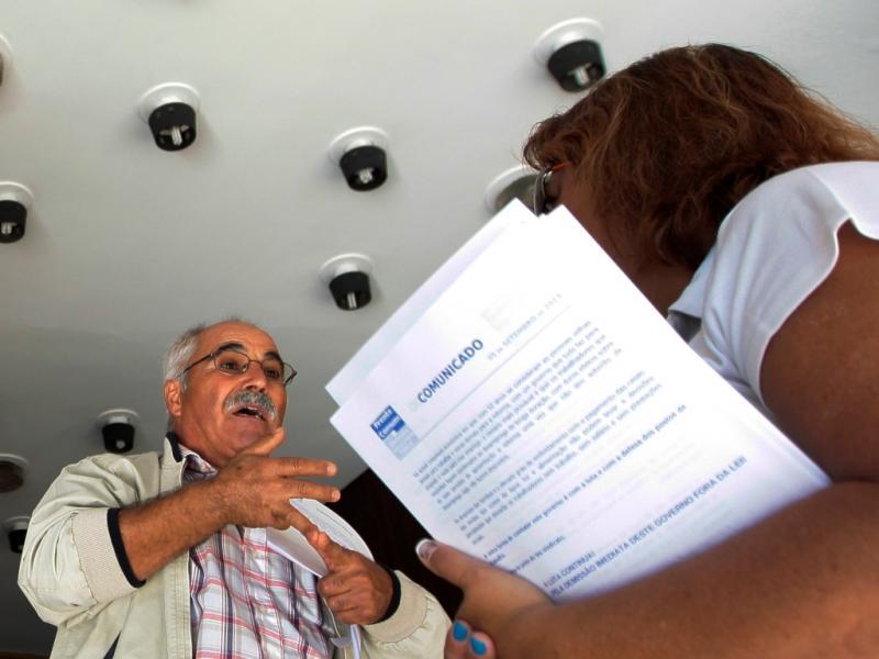 Sessões de esclarecimento sobre rescisões na Função Pública [LUSA]