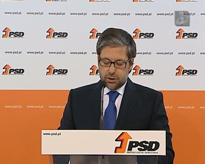 OE2014: PSD pede ao PS que espere