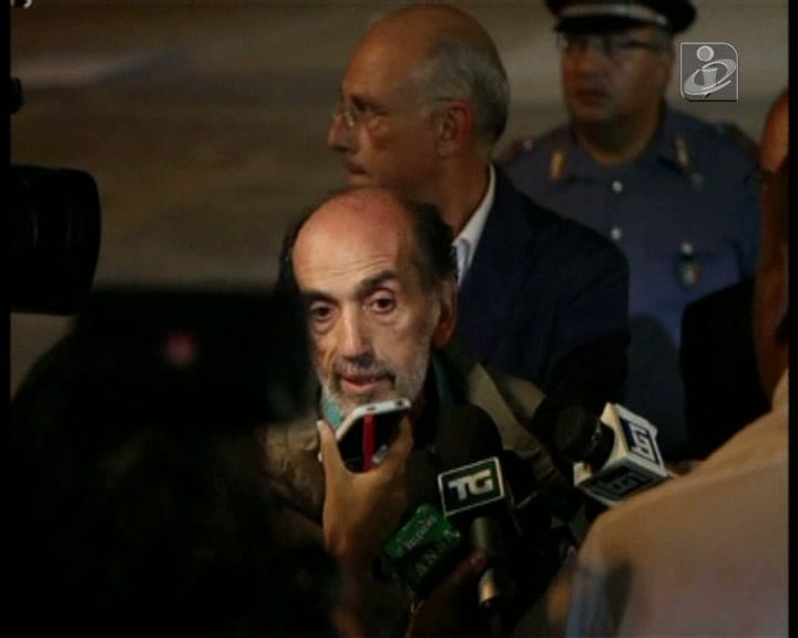 Síria: jornalista italiano sequestrado desde abril foi libertado