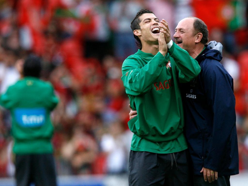 Ronaldo Scolari [Reuters]