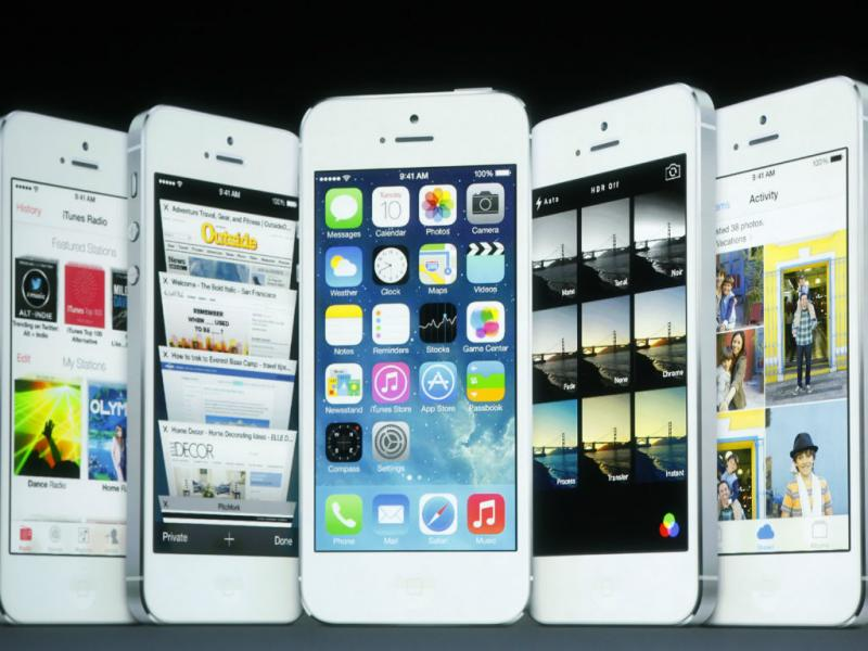 Apple apresenta iPhone 5S [REUTERS]