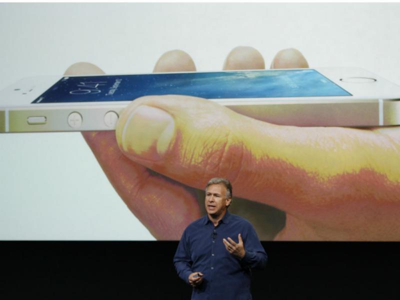 Apple apresenta iPhone 5S e iPhone 5C [REUTERS]