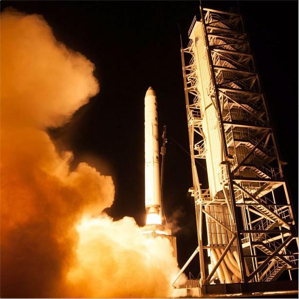 NASA cria conta no Instagram (Reprodução/Instagram)