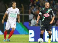 Bruno Moraes e Claudio Pitbull