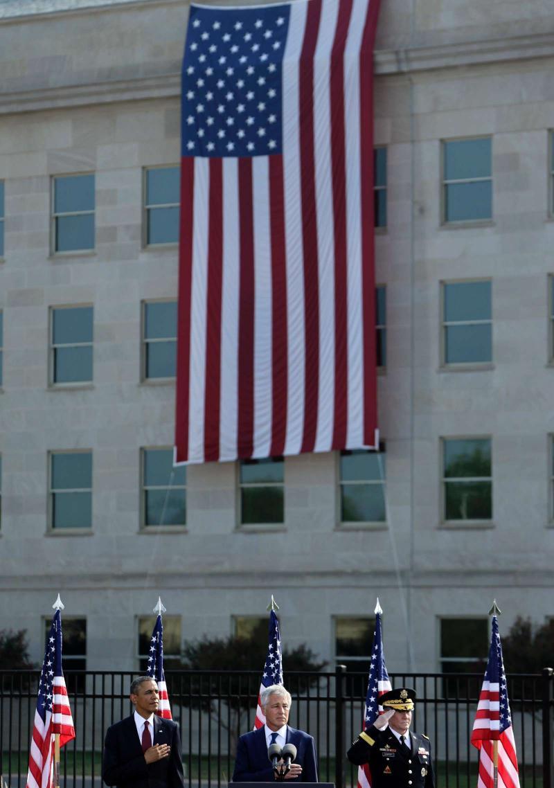 Pentágono: Obama presta homenagem às vítimas do 11 de setembro (REUTERS)