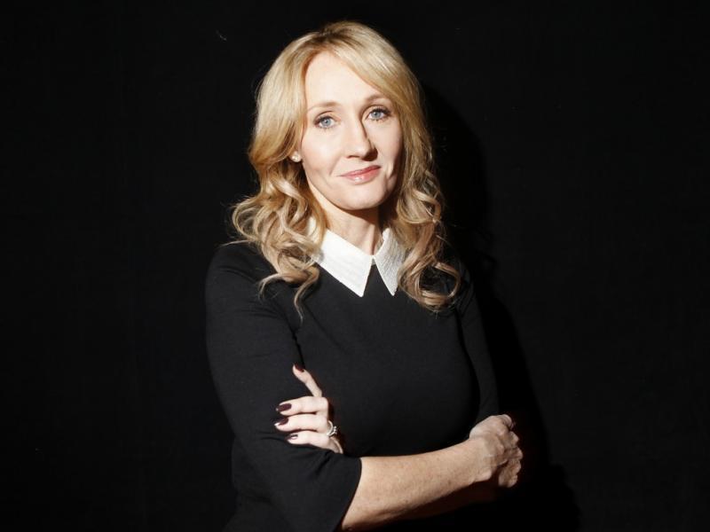 JK Rowling (Reuters)