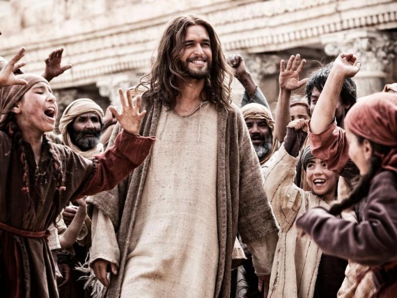 Diogo Morgado é Jesus na mini-série «A Bíblia»
