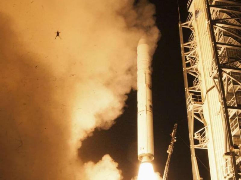 Sapo «descolou» com sonda da NASA [Reuters]