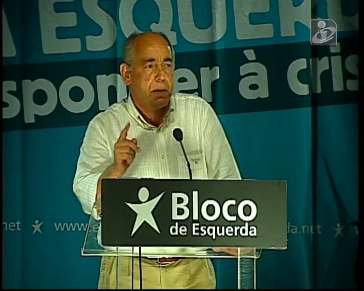 BE «quer lixar nas eleições quem está a lixar a vida dos portugueses»
