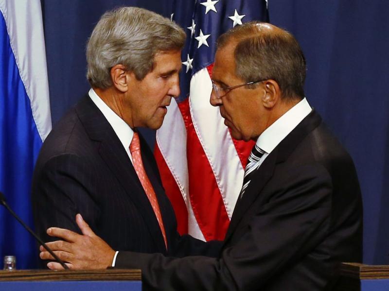 John Kerry e MNE russo chegam a acordo sobre armas químicas na Síria (Reuters)