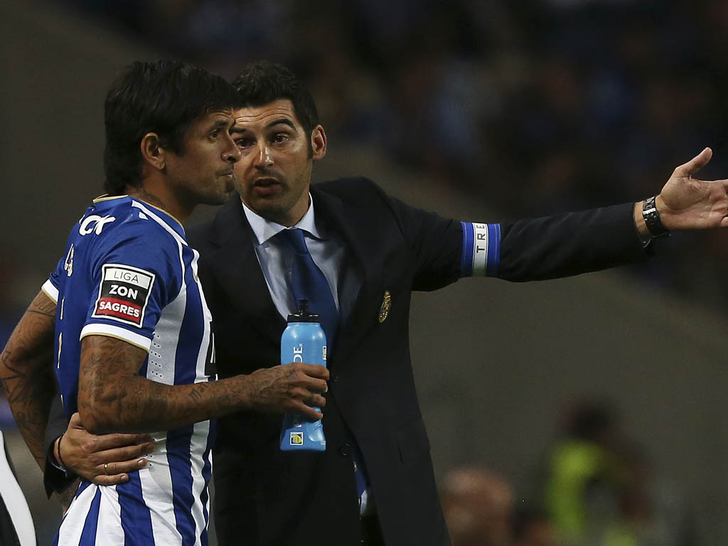FC Porto vs Gil Vicente (LUSA)