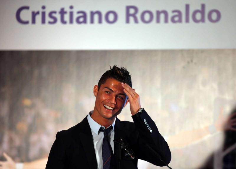 Ronaldo renova (foto Reuters)