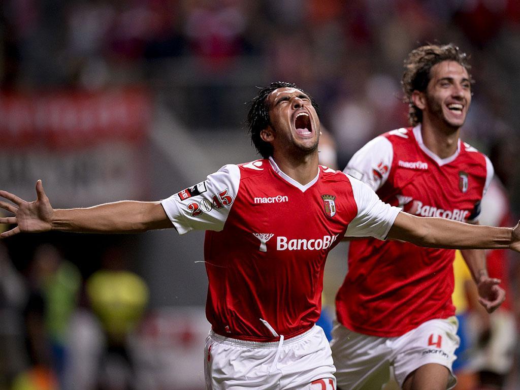 Sp. Braga vs Estoril (LUSA)