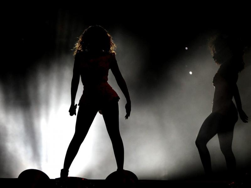 Beyoncé no Rock in Rio 2013 (EPA)