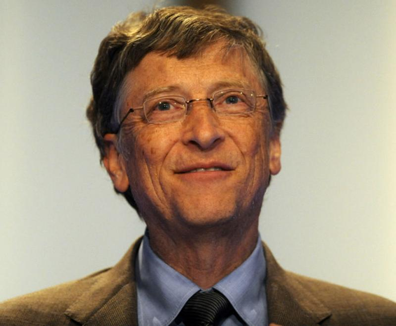 Bill Gates Foto: Reuters