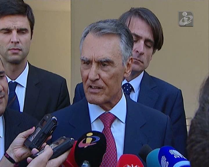 Cavaco Silva pede bom senso à Troika nas avaliações