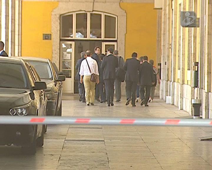 Troika já está em Portugal e teve vários encontros com o Governo