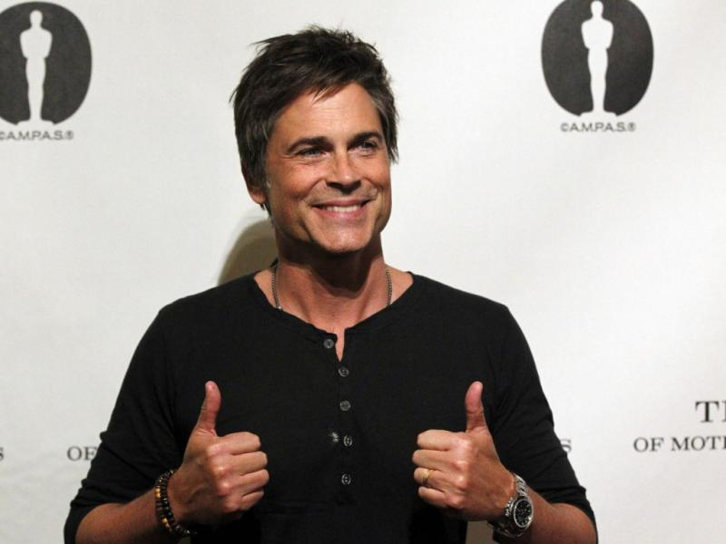 Rob Lowe (Reuters)
