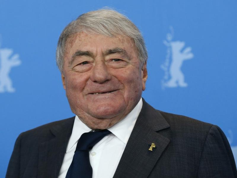 Claude Lanzmann no Festival de Cinema de Berlim (Reuters)