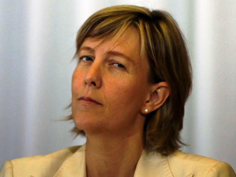 Maria Luís Albuquerque, ministra das Finanças (Reuters)