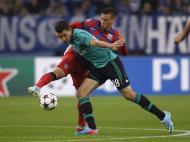 Champions League: Schalke 04 vs Steaua Bucareste (REUTERS)