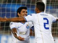Champions League: Austria Viena vs FC Porto (REUTERS)