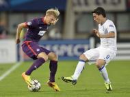 Champions League: Austria Viena vs FC Porto (EPA)