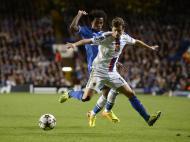 Champions League: Chelsea vs Basileia (REUTERS)