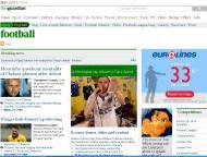 Guardian online: a reação de Mourinho