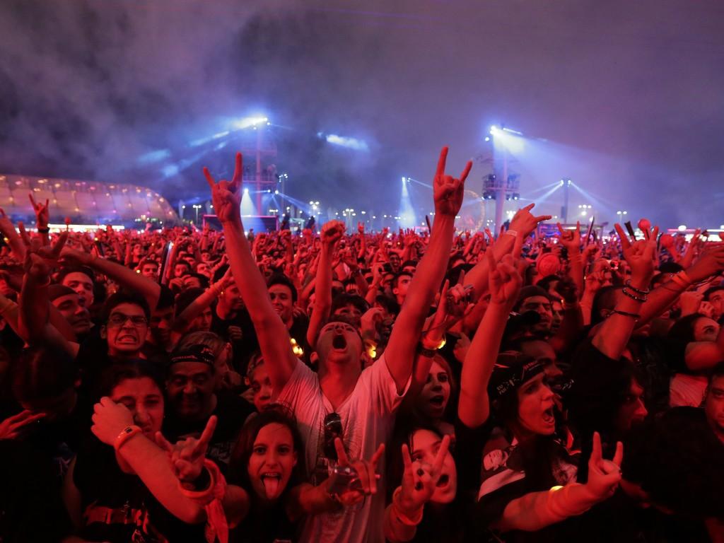 Rock in Rio 2013 (Reuters)