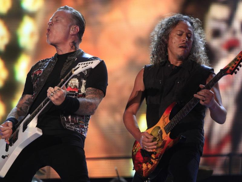 Metallica no Rock in Rio 2013 (Reuters)