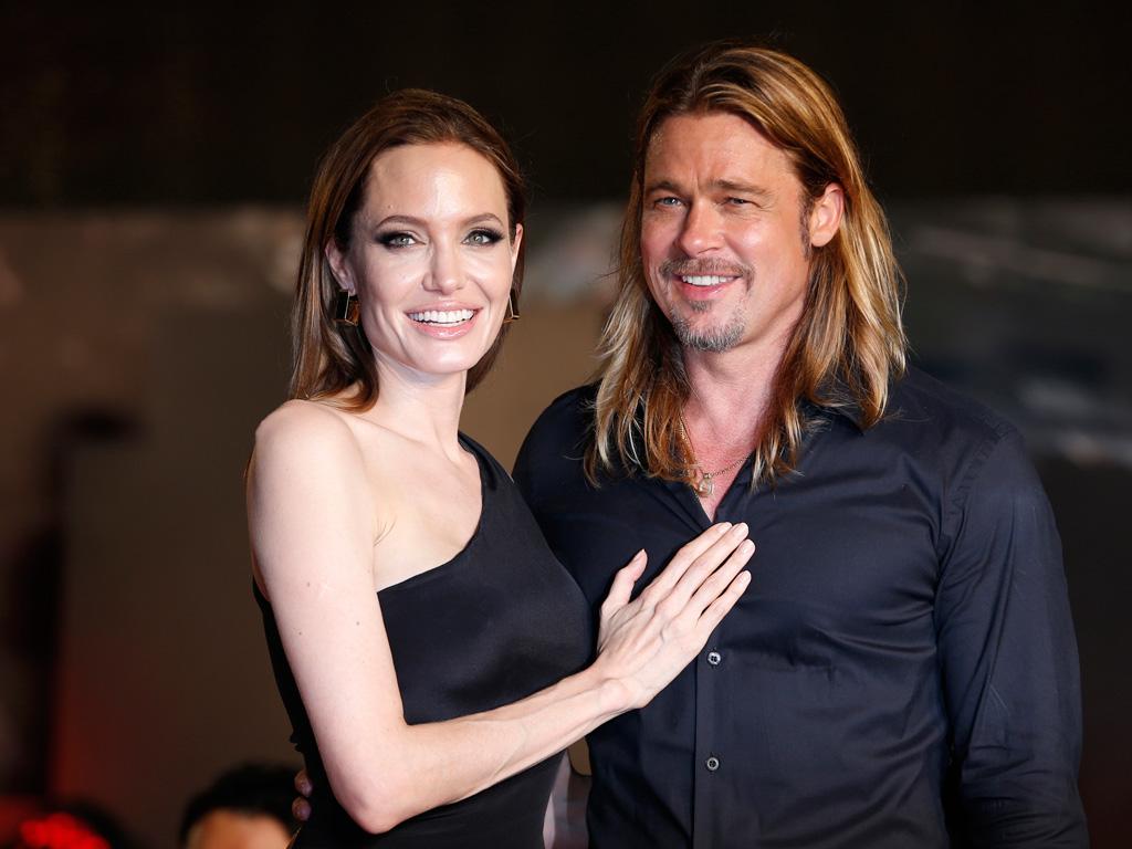 3. Brad Pitt e Angelina Jolie - 36,9 milhões de euros (Reuters)