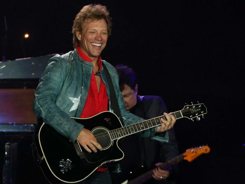 Bon Jovi no Rock in Rio (Lusa)