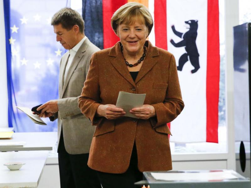 Eleições na Alemanha (Reuters)