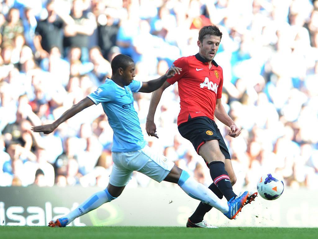 Manchester City FC vs Manchester United FC (LUSA)