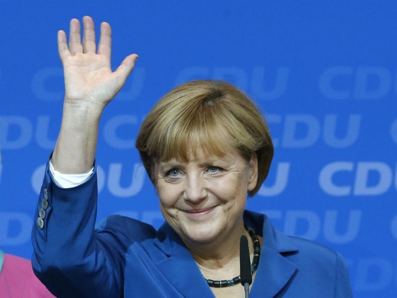 Angela Merkel (Reuters)