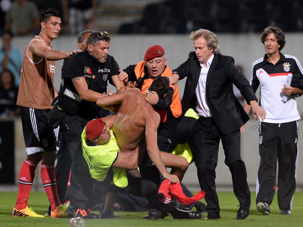 Vitória de Guimarães vs Benfica (LUSA)