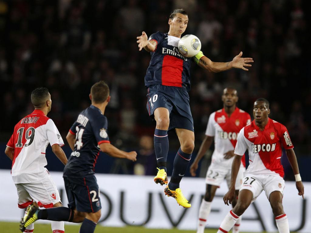 Paris Saint-Germain-Mónaco (Reuters)