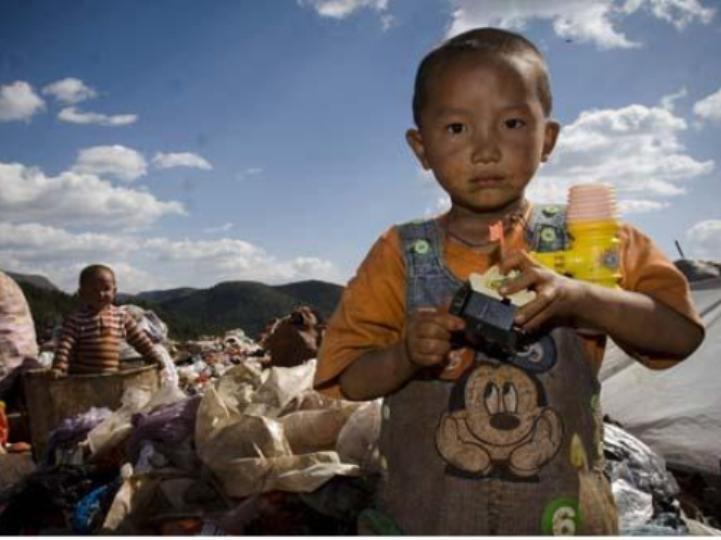 A maior lixeira da América Latina (Reuters)