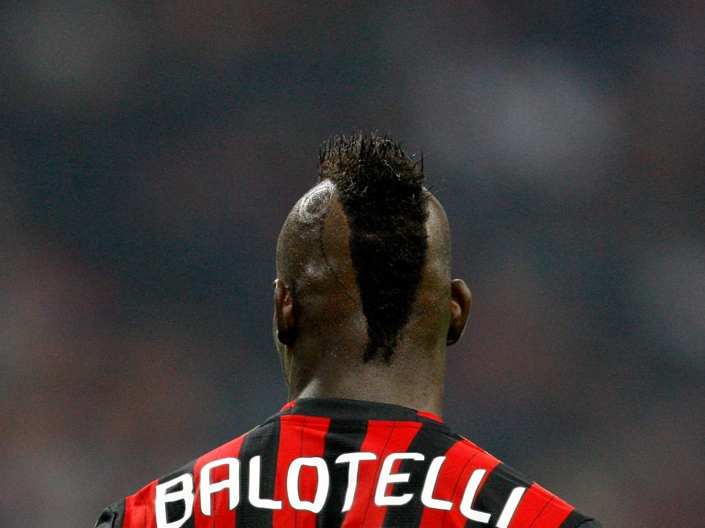Balotelli [Reuters]
