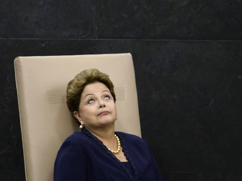 Dilma Rousseff (Lusa)