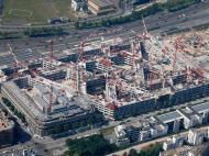 Paris: futuro «Pentágono» francês [Reuters]