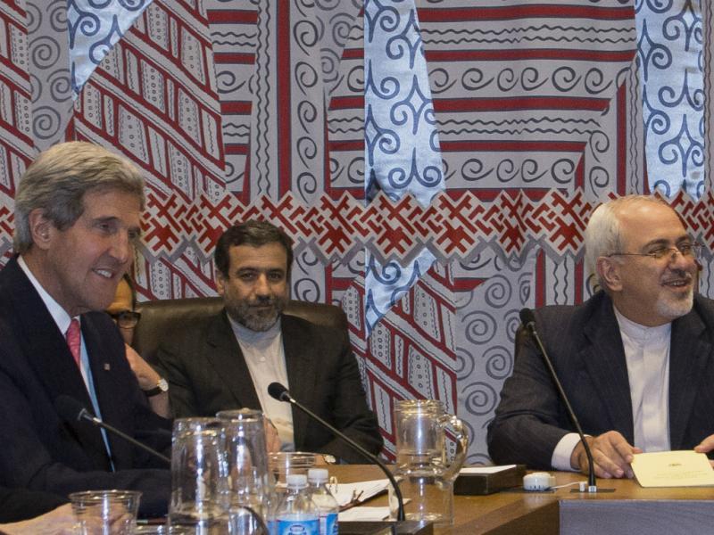 EUA e Irão (Reuters)