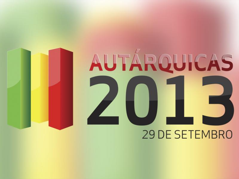 Autárquicas 2013